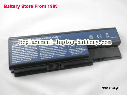 ACER AS07B71 Battery 5200mAh Black