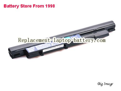 ACER Aspire 4810TZ-4120 Battery 5200mAh Black