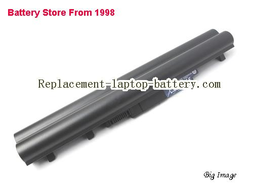 ACER AS09B35 Battery 6000mAh, 87Wh  Black