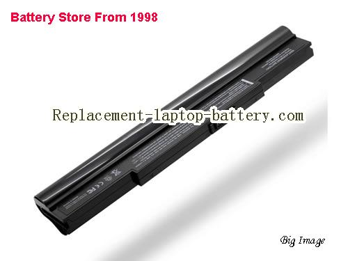 ACER AS10C7E Battery 5200mAh Black