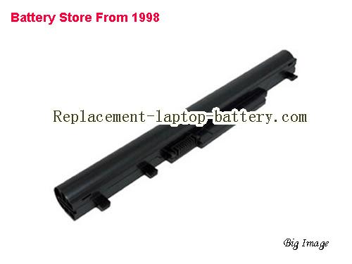 ACER 4UR18650-2-T0421(SM30) Battery 2200mAh Black
