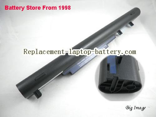 ACER 4UR18650-2-T0421(SM30) Battery 5200mAh Black