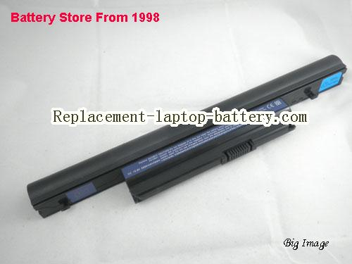 ACER 5820TG-334G50Mn Battery 5200mAh Black