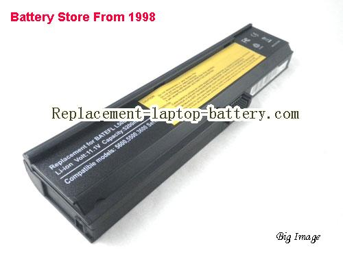 ACER BT.00604.012 Battery 5200mAh Black