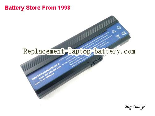 ACER BT.00604.012 Battery 6600mAh Black