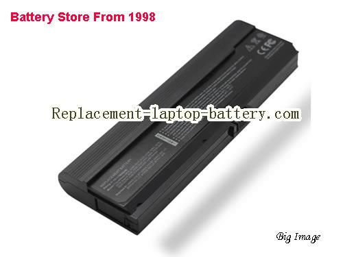 ACER BT.00604.012 Battery 7800mAh Black