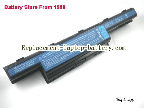 PACKARD BELL Easynote LM87 Battery 4400mAh Black
