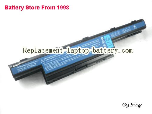 ACER 8472 HF Battery 7800mAh Black