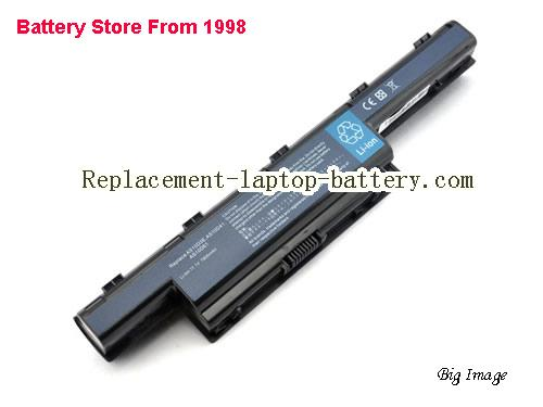 PACKARD BELL Easynote LM87 Battery 7800mAh Black