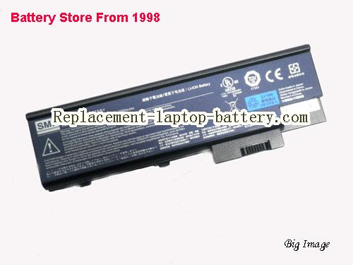 ACER 2300 Battery 2200mAh Black