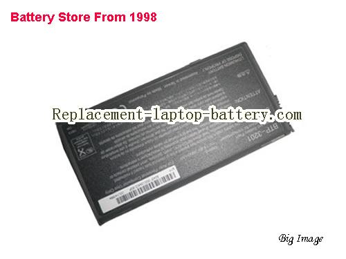 ACER 60.42F15.001 Battery 3600mAh Black