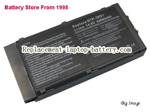 ACER 60.43T12.031 Battery 3920mAh Black