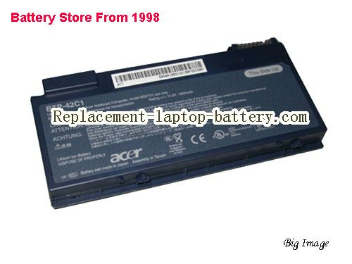 ACER BTP-42C1,6M.48RBT.001,TravelMate C100 Series Laptop Battery 4 Cell