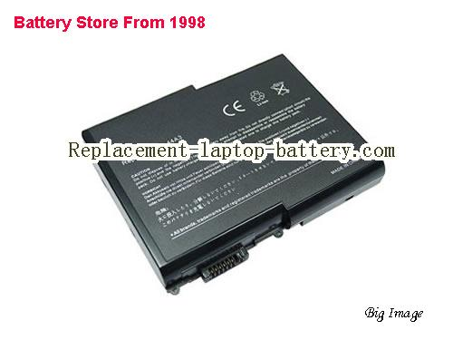ACER 909-2220 Battery 4400mAh Black
