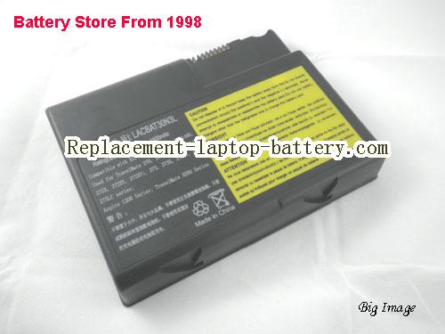 ACER HBT.0186.001 Battery 4400mAh Black