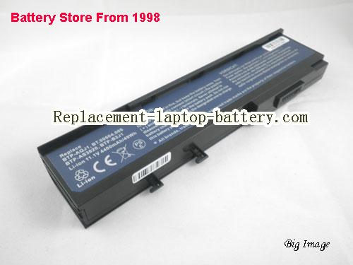 ACER LC.TG600.001 Battery 4400mAh Black