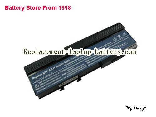 ACER GARDA31 Battery 6600mAh Black