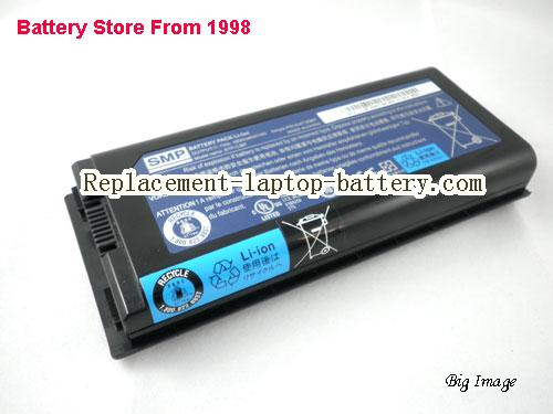ACER 934T2990F Battery 4800mAh Black