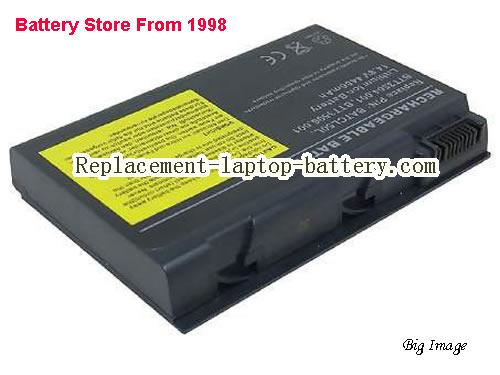 ACER LIP8151CMPT/TW Battery 4400mAh Black