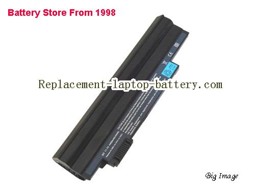 New Acer Aspire One D255 D260 Laptop Replacement Battery AL10B31 AL10A31