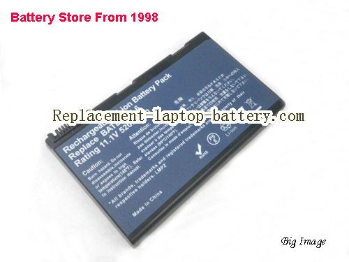 ACER 4UR18650F-2-CPL-15 Battery 5200mAh Black