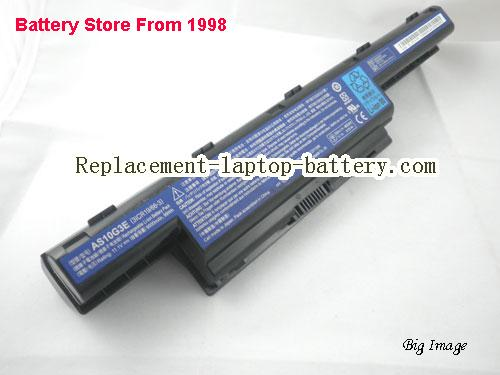 ACER 3ICR19/66-3 Battery 9000mAh, 99Wh  Black