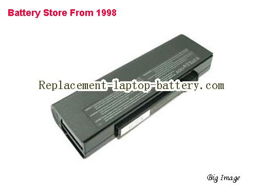 ACER 3UR18650F-3-QC151 Battery 7200mAh Black