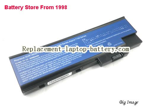 ACER SQU-525, 916C4890F, Aspire 5601, Aspire 5611, Aspire 5622, AS5600, TravelMate 4100, TM4000 Series Battery