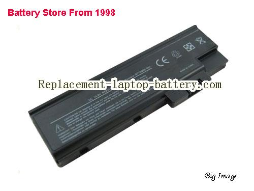 ACER 2304 Battery 4400mAh Black