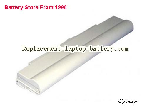 UM09E32 UM09E31 UM09E71 Replacement Battery For Acer Aspire 1410 1810T Series Laptop White