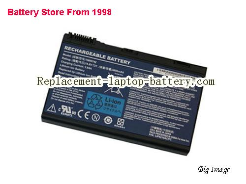 ACER TravelMate 5720-301G16Mi Battery 5200mAh Black