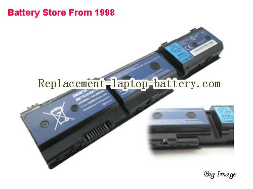 ACER 1420p Battery 5600mAh, 63Wh  Black