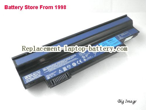 ACER UM-2009H Battery 4400mAh Black