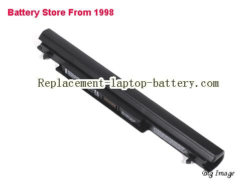 ASUS K46CA-WX015 Battery 2600mAh Black