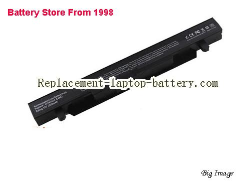 ASUS ZX50VW Battery 2600mAh Black