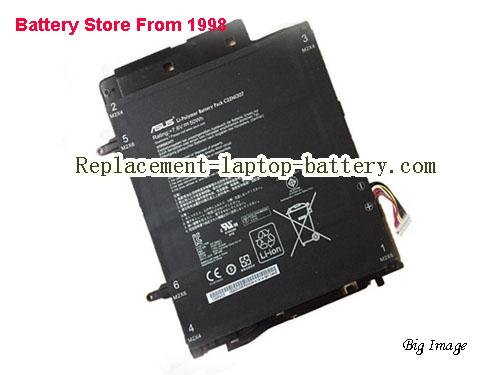 ASUS T300LABB31T Battery 6510mAh, 50Wh  Black