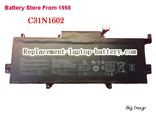 57Wh Genuine C31N1602 Battery For Asus ZENBOOK UX330UA Series