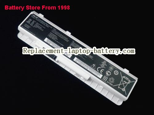 ASUS N75S Series Battery 56mAh white