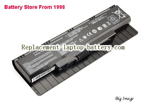 ASUS N75VZ Battery 5200mAh Black