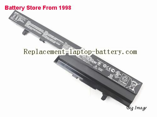 ASUS U47ARF Battery 5200mAh, 56Wh  Black