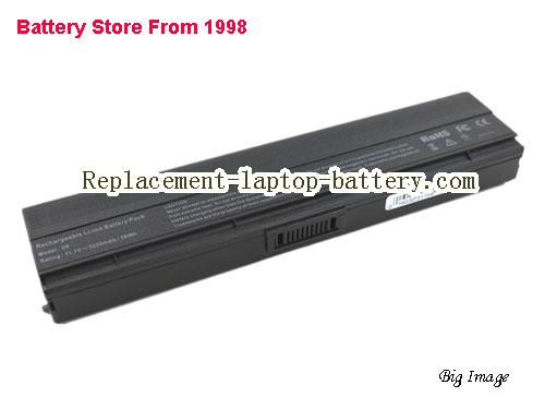 ASUS 90-ND81B2000T Battery 5200mAh Black