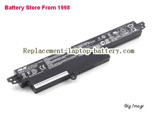 ASUS F200M NETBOOK Battery 33Wh Black