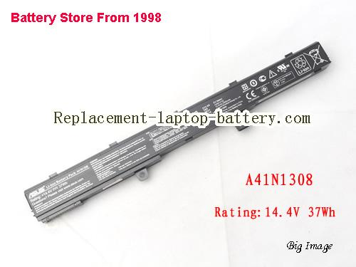 Genuine Asus A41N1308 A31LJ91 Battery For X451C X451CA X551C X551CA Series 37WH