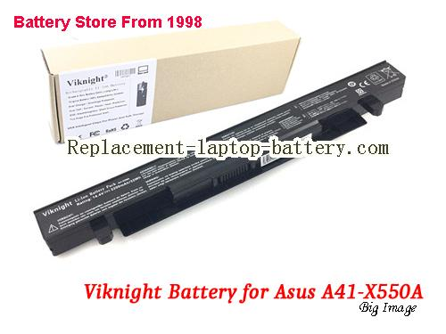 ASUS Y481 Battery 2200mAh Black