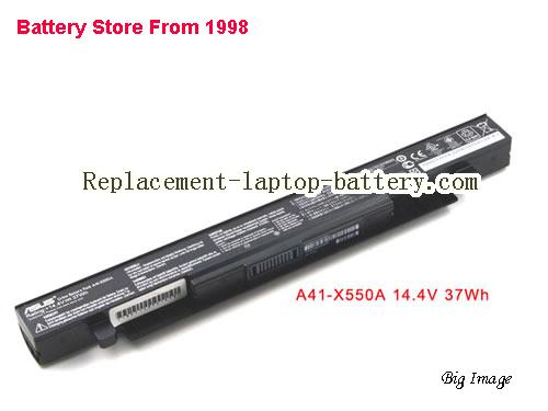 ASUS F550LAV-XX444H Battery 37Wh Black