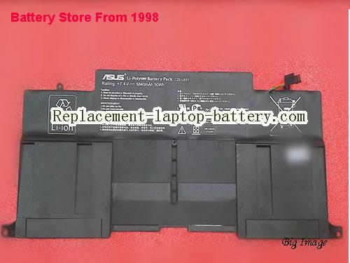 ASUS X31E-RY029V Battery 6840mAh, 50Wh  Black