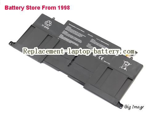 ASUS X31E-RY029V Battery 6800mAh, 50Wh  Black