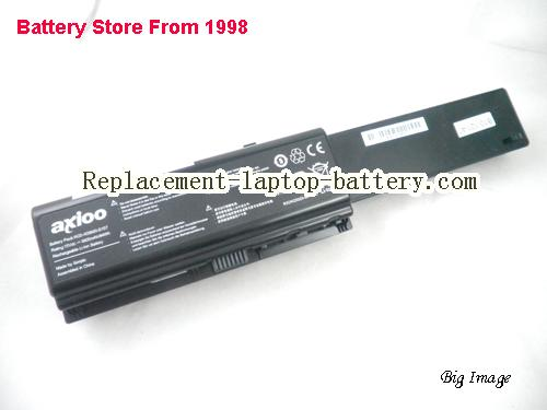 Genuine battery Axioo  63GW20028-6A,W20-4S5600-S1S7 Laptop Battery 5600mah