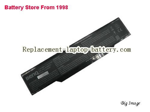 WINBOOK WinBook Battery 4400mAh, 4.4Ah Black