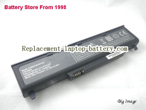 BENQ JoyBook S72-V40 Battery 4800mAh Black